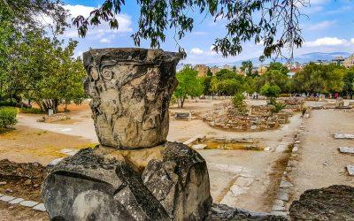 Ancient Agora of Athens: Temple of Hephaestus, Stoa of Attalos, Byzantine Church of the Holy Apostles