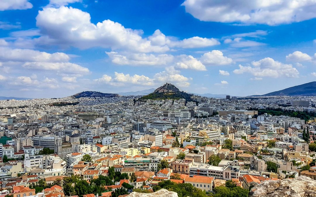 Lycabettus Hill – The highest point of Athens